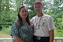 Doug and Dianne Wood