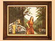 Painting of Indians